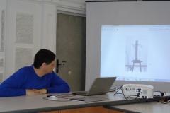 Первый-макет-памятника-Журавли