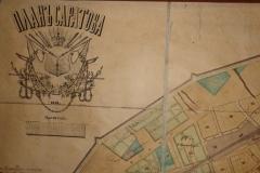 План Саратова 1881 год.