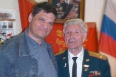 Менякин Иван и полковник Фролов