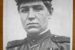 Лейтенант Георгий Фролов 1943 год