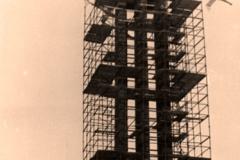 Памятник журавли в лесах Саратов 1981 год