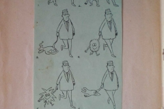 Альбом карикатур Менякина страница 9