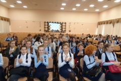 Ученики Соляриса благодарят за рассказ о Журавлях
