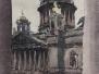 Рисунки православных храмов Менякина