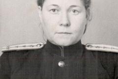Сидорова-Серафима-Васильевна-капитан-медицинской-службы-МВД-1950-год
