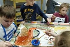 Дети-работают-над-мультфильмом-о-саратовских-журавлях