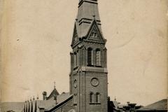 Лютеранская церковь 1902 год. Саратов.