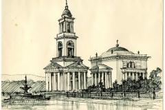 Александро-Невский-кафедральный-собор-Саратов-художник-Менякин