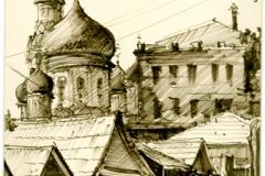ул.-Антонова---Саратовского-Духосошедственский-собор-художник-Менякин