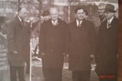 Площадь Революции Саратов. 1969
