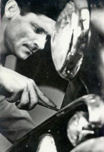 Самодельный автомобиль Юрия Менякина