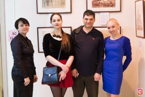 Менякины Наталья и Иван с сотрудниками ССЭИ
