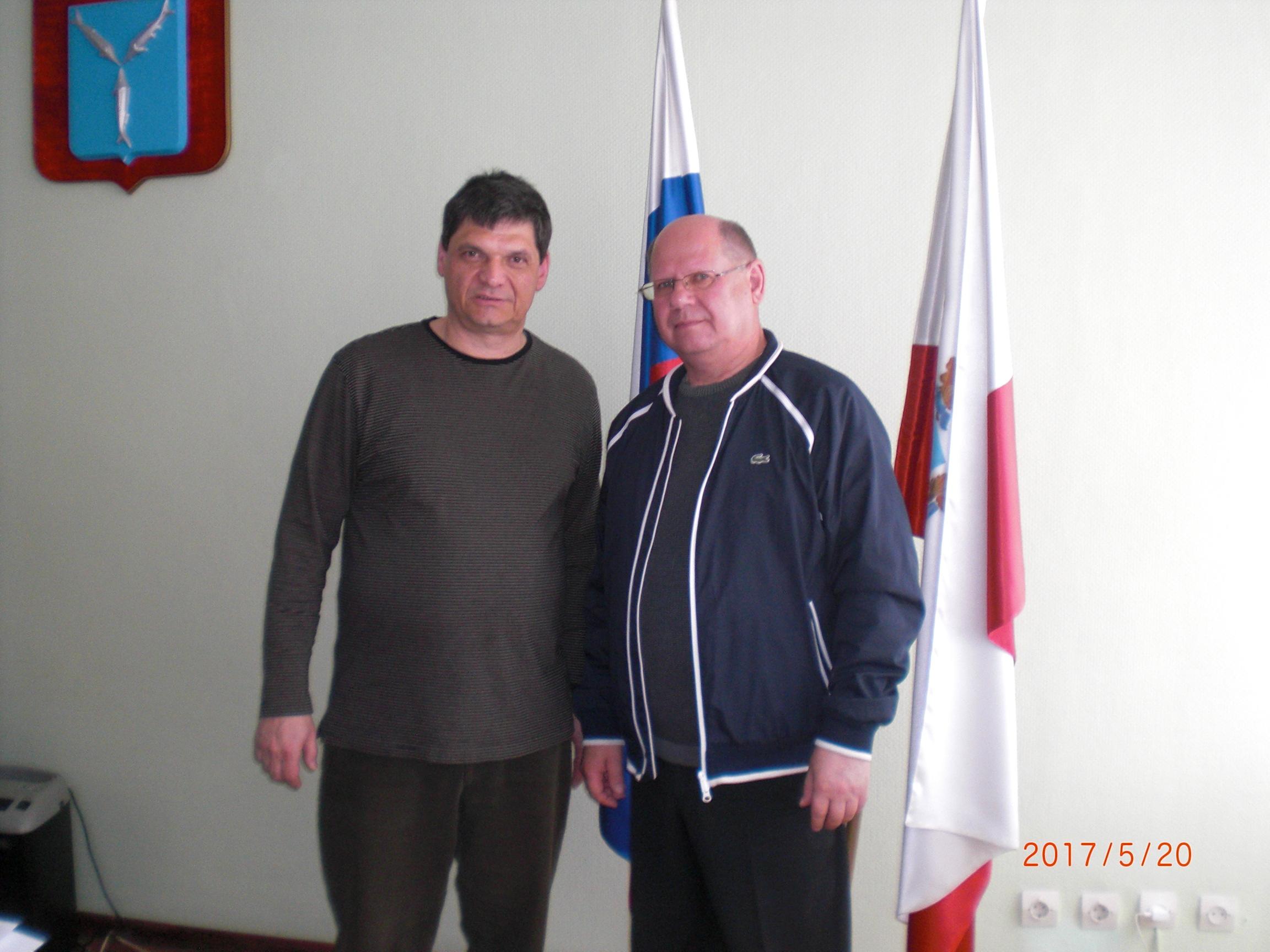 Менякин И.Ю. и Кузьмин И.Г.