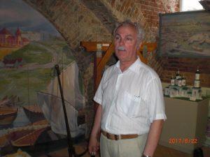 Олейников Петр Петрович архитектор