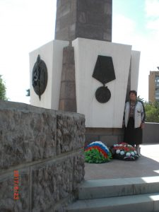 Памятник Чекистам архитектора Коимшиди