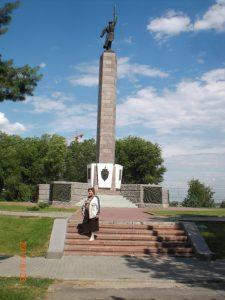 Памятник Чекистам Архитектора Каимшиди