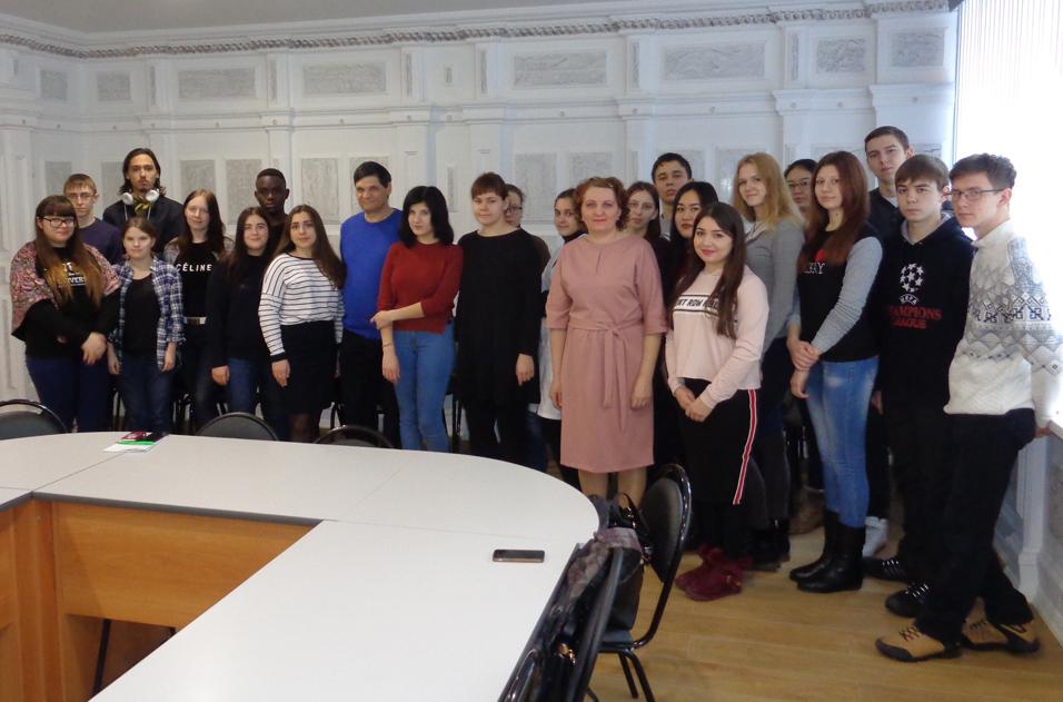 Встреча-со-студентами-Менякина-в-СГАУ