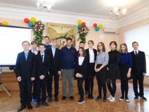 Менякин в православной гимназии