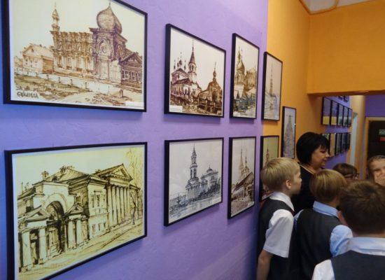 Открыт-мини-музей-архитектора-Менякина-в-школе-238-Садко